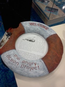 """The Angry Ocean Project"""